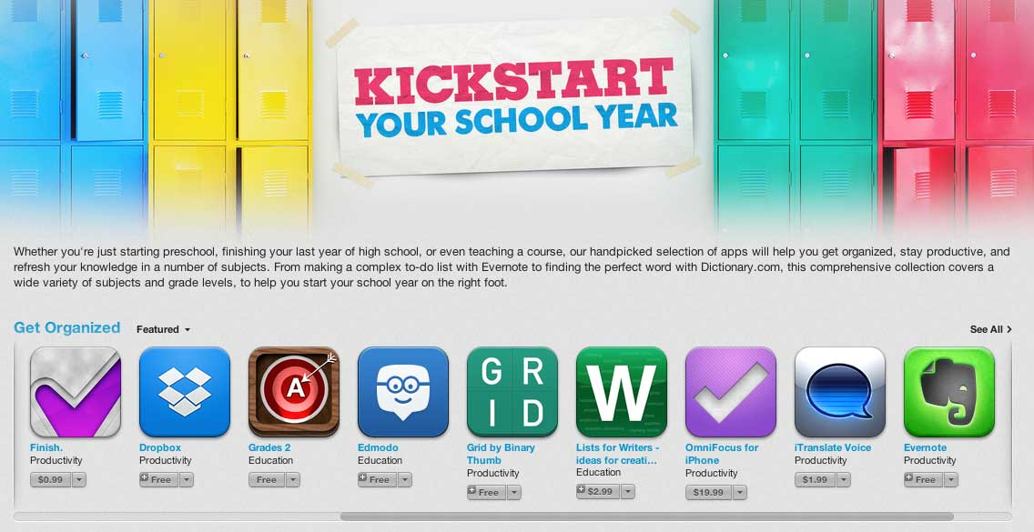 Kickstart Your School Year