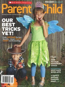 Scholastic Parent & Child, October 2013 The Best Children's Reading and Book Apps
